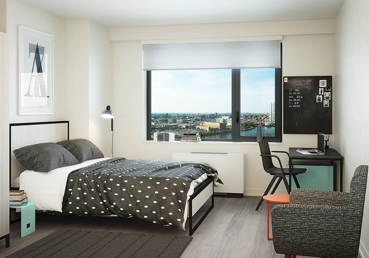 The House At Cornell Tech Housing