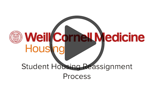 2019-2020 Student Housing Reassignment Process